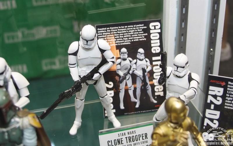 Kotobukiya - Clone Trooper 2 Pack  - Artfx+ Img_1025