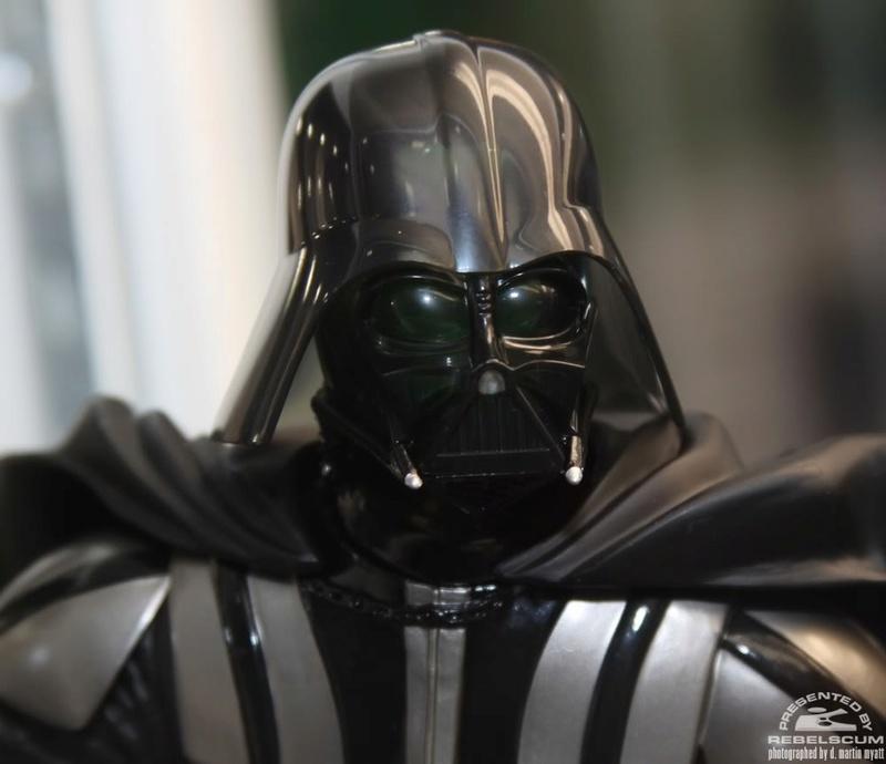 Kotobukiya - Darth Vader Return of Jedi ArtFX Statue - Page 3 Img_1027