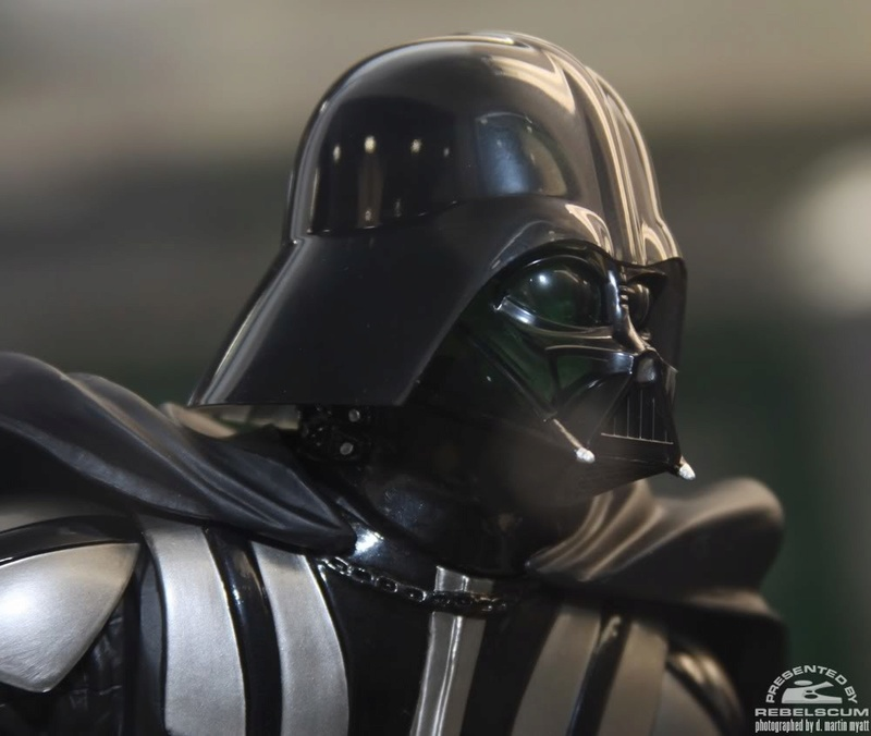 Kotobukiya - Darth Vader Return of Jedi ArtFX Statue - Page 3 Img_1028