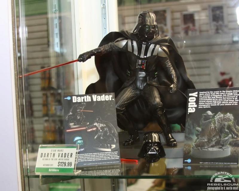 Kotobukiya - Darth Vader Return of Jedi ArtFX Statue - Page 3 Img_1029