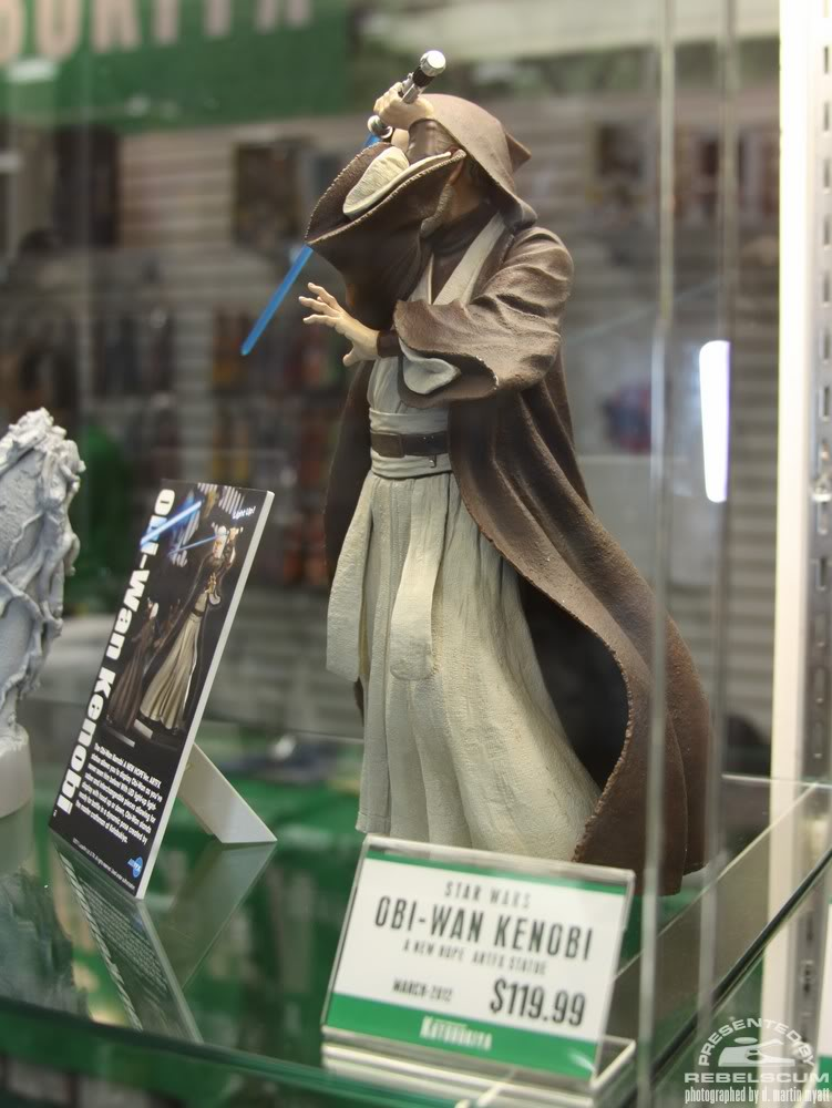 Kotobukiya - Ben Kenobi - ARTFX Img_1031