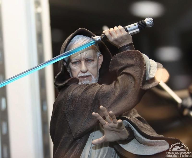 Kotobukiya - Ben Kenobi - ARTFX Img_1034