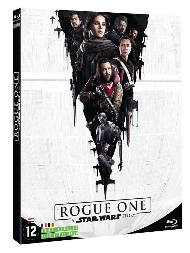 Rogue - DVD Blu Ray Star Wars Roque One Img_2013