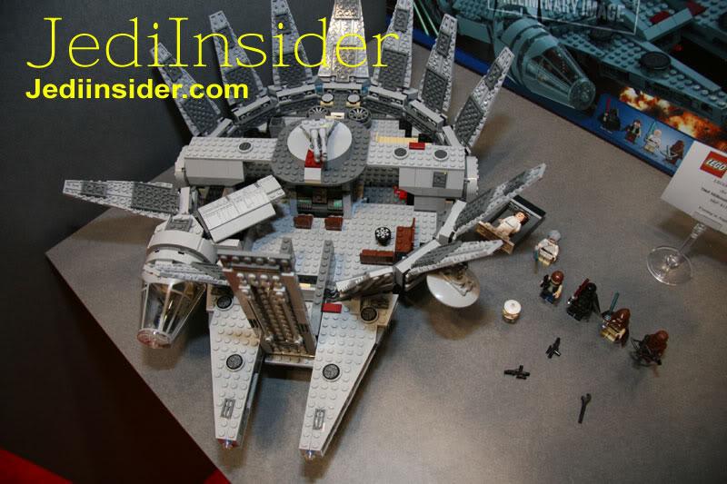 LEGO STAR WARS - 7965 - Millennium Falcon  Img_2018