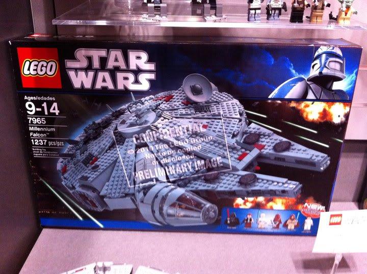 LEGO STAR WARS - 7965 - Millennium Falcon  Img_2019