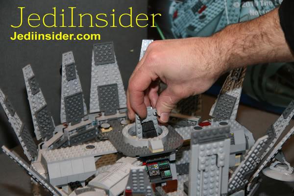 LEGO STAR WARS - 7965 - Millennium Falcon  Img_2020