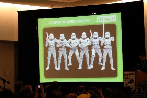 San Diego Comic-Con : Kotobukiya Panel Img_2410