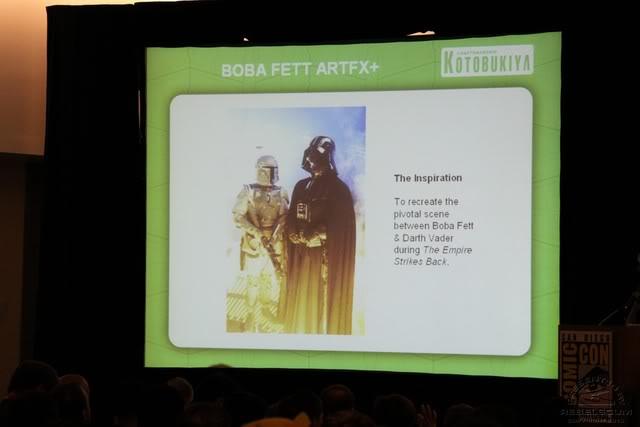 San Diego Comic-Con : Kotobukiya Panel Img_2412