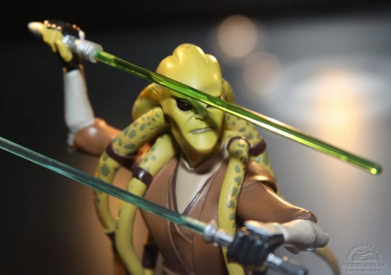 Gentle Giant - CW Kit Fisto Animated Maquette Img_4515