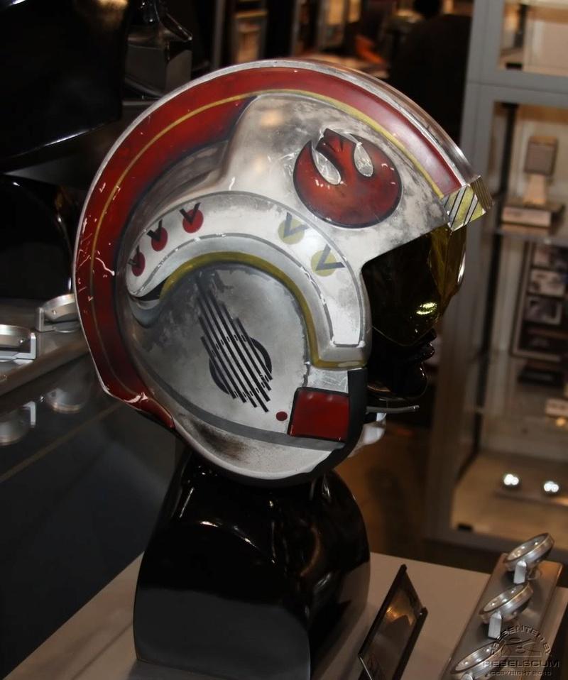 Efx - Luke Skywalker X-Wing Starfighter helmet Img_4615