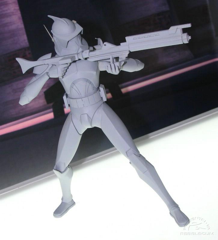 Kotobukiya - Clone Wars Statue Img_6311