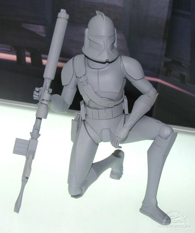 Kotobukiya - Clone Wars Statue Img_6314