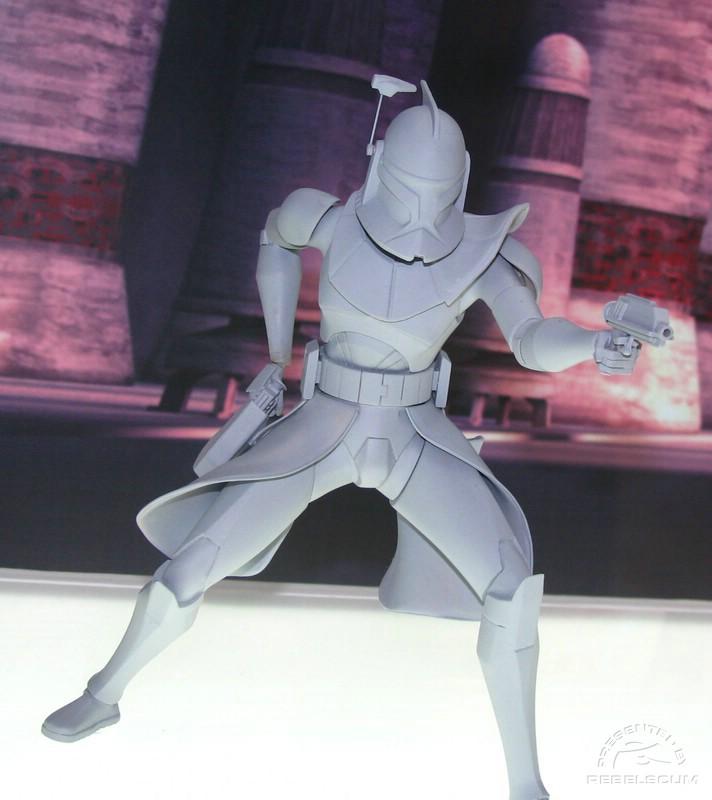 Kotobukiya - Clone Wars Statue Img_6317