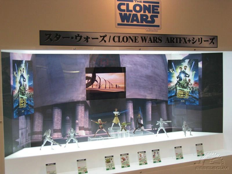 Kotobukiya - Clone Wars Statue Img_6319