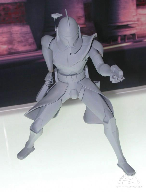Kotobukiya - Clone Wars Statue Img_6322