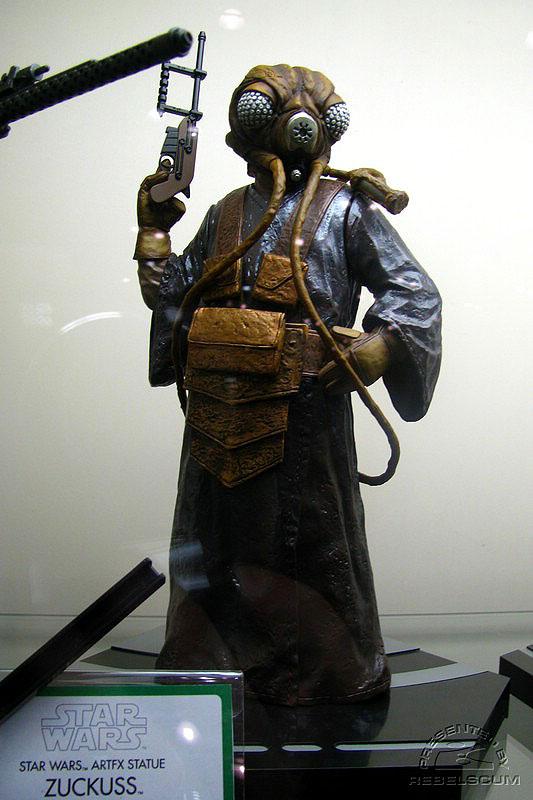 Kotobukiya - Zuckuss ARTFX Statue Img_7412