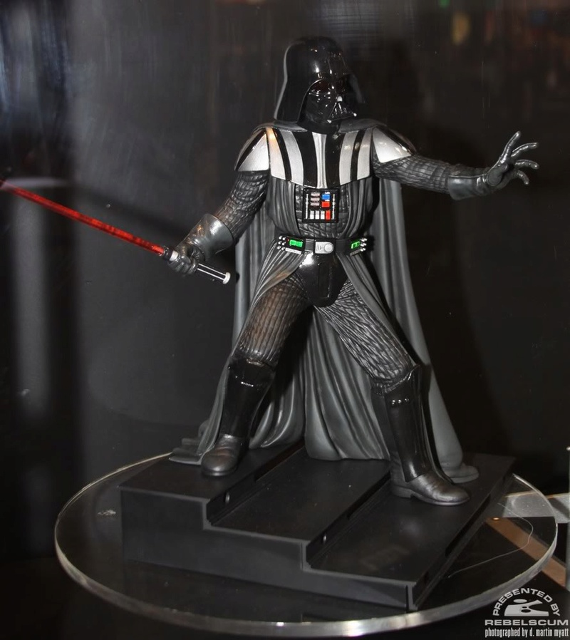 Gentle Giant - Statue darth vader ESB (2011) - Page 2 Img_9611