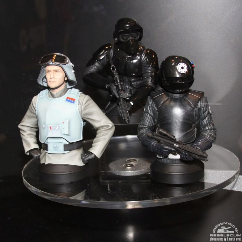 Gentle Giant - Death Star Gunner - Mini bust Img_9616