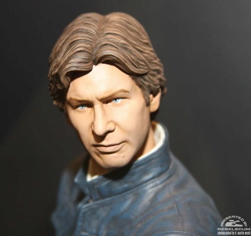 Gentle Giant - Han Solo Mynock Mini bust Img_9721