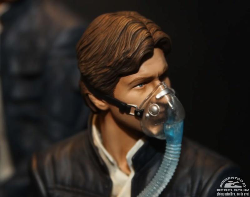 Gentle Giant - Han Solo Mynock Mini bust Img_9722