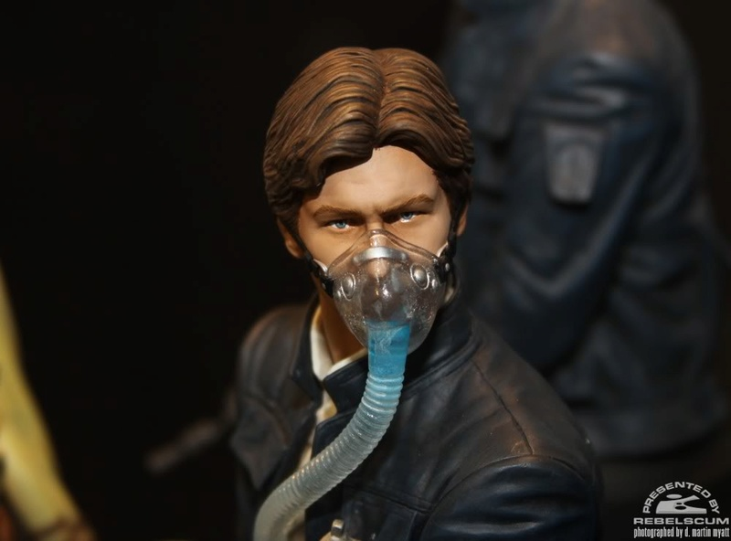 Gentle Giant - Han Solo Mynock Mini bust Img_9723