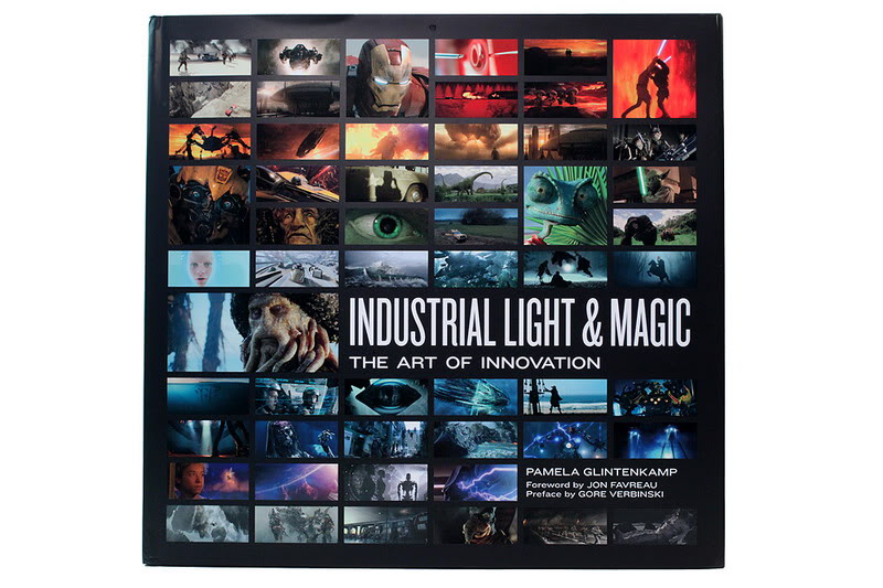 Industrial Light & Magic - The Art of Innovation Img_9810