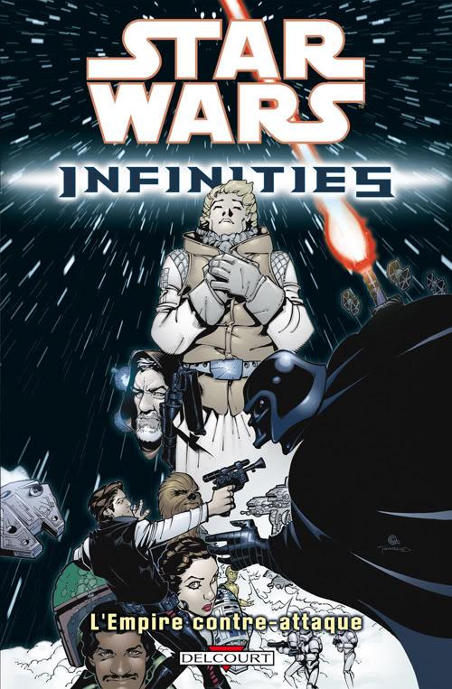 COLLECTION STAR WARS - INFINITIES/MONDES INFERNAUX Infini10