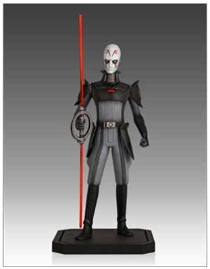 Gentle Giant - Star Wars Inquisitor Delux Maquette PGM Exclu Inquis13