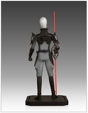 Gentle Giant - Star Wars Inquisitor Delux Maquette PGM Exclu Inquis15
