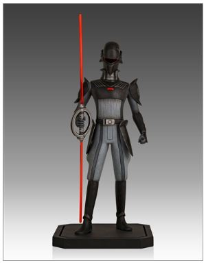 Gentle Giant - Star Wars Inquisitor Delux Maquette PGM Exclu Inquis16