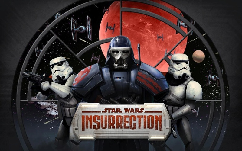 Mobiles - Star Wars: Uprising - Star Wars Insurrection Insurr10