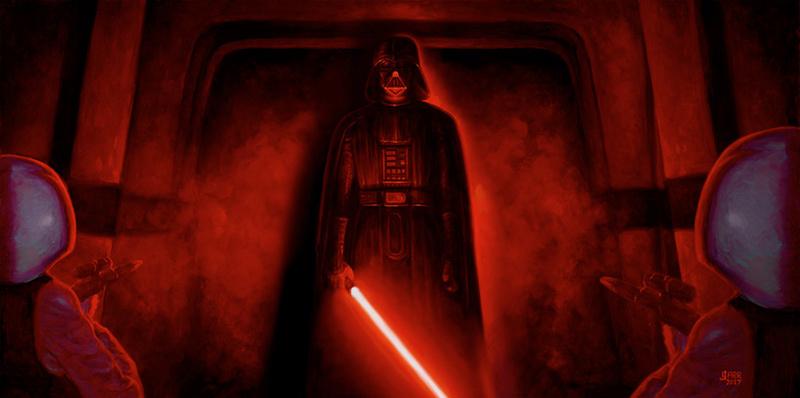 Artwork Star Wars - ACME - It Begins It_beg10