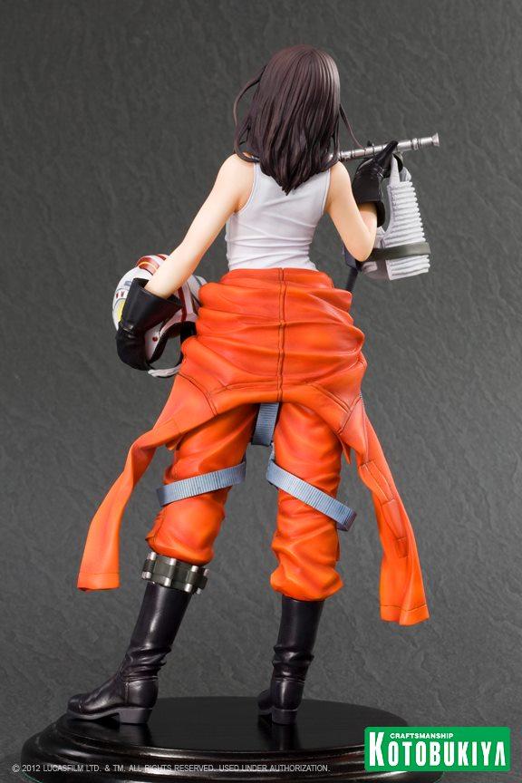 Kotobukiya -  Jaina Solo X-Wing Pilot Bishoujo Statue - Page 2 Jaina010