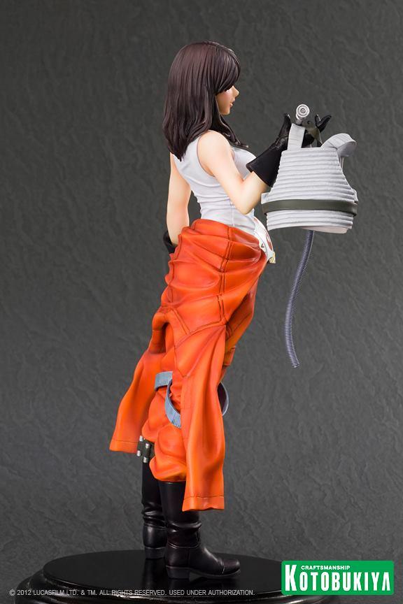 Kotobukiya -  Jaina Solo X-Wing Pilot Bishoujo Statue - Page 2 Jaina016