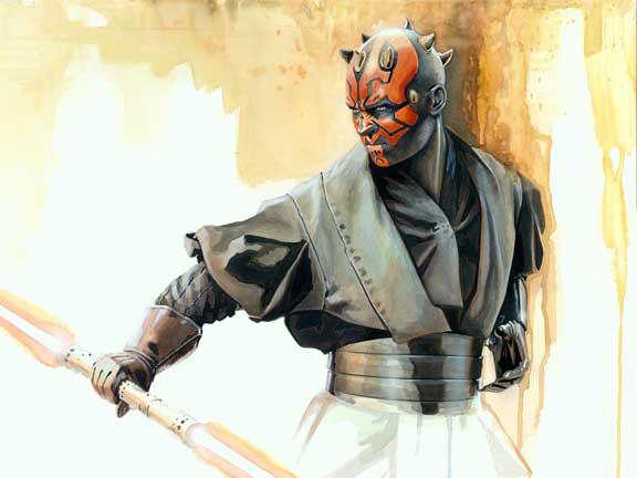 Artwork Star Wars - ACME - Jedi Slayer Jedi10
