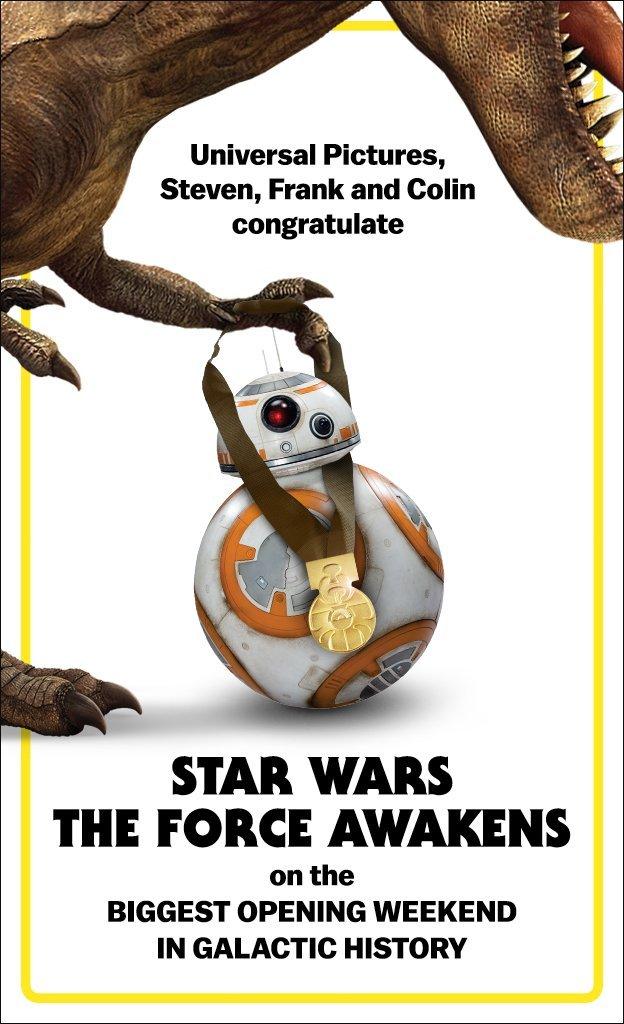 7 - Les NEWS de Star Wars Episode 7 - The Force Awakens - Page 32 Jurass10