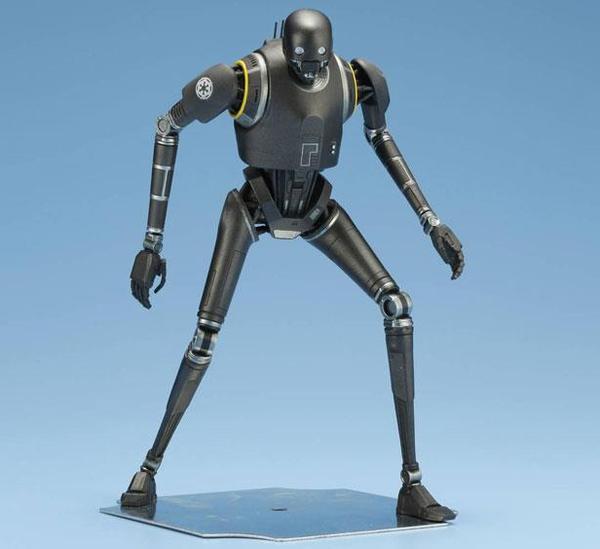 Kotobukiya SW - Rogue One: 1/10 Scale ArtFX+ Statue - K-2SO K-2s0_10