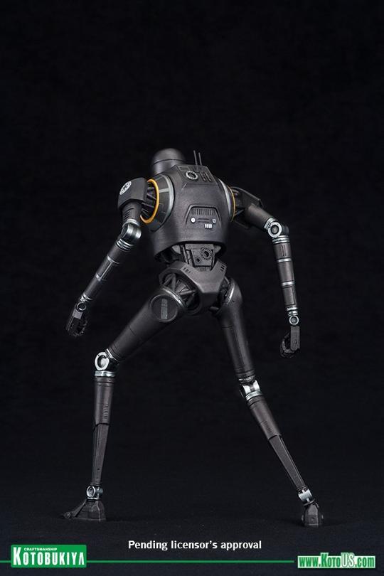 Kotobukiya SW - Rogue One: 1/10 Scale ArtFX+ Statue - K-2SO K-2s0_15