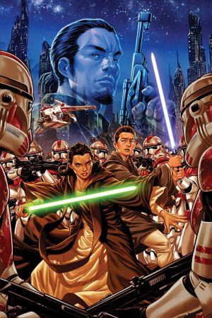 Marvel Comics US : STAR WARS – KANAN: THE LAST PADAWAN K0110