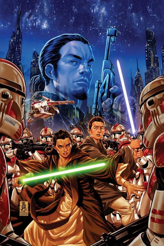Marvel Comics US : STAR WARS – KANAN: THE LAST PADAWAN K0111