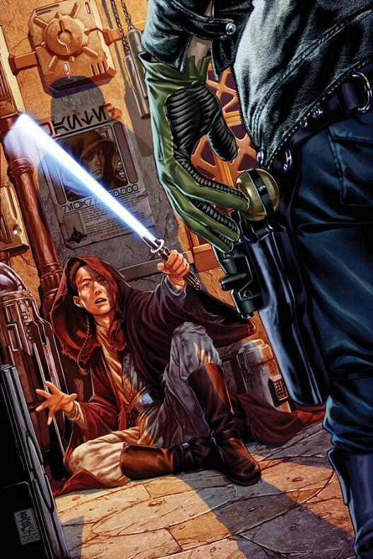 Marvel Comics US : STAR WARS – KANAN: THE LAST PADAWAN K0210