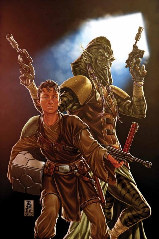 Marvel Comics US : STAR WARS – KANAN: THE LAST PADAWAN K0410
