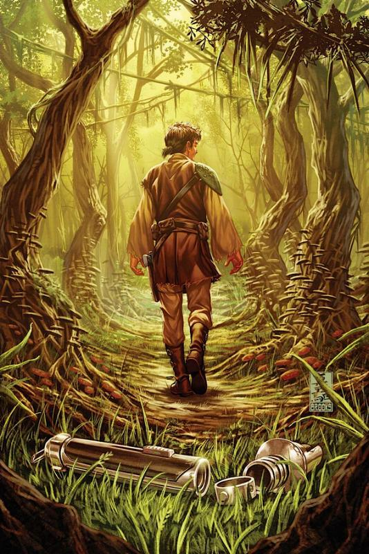 Marvel Comics US : STAR WARS – KANAN: THE LAST PADAWAN K0510