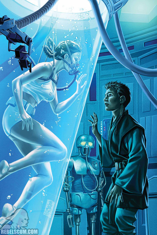 Marvel Comics US : STAR WARS – KANAN: THE LAST PADAWAN K0710