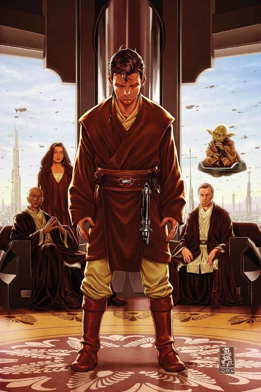 Marvel Comics US : STAR WARS – KANAN: THE LAST PADAWAN K0810