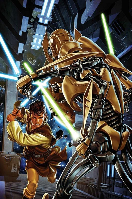 Marvel Comics US : STAR WARS – KANAN: THE LAST PADAWAN K0910