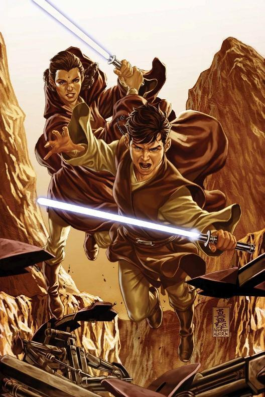 Marvel Comics US : STAR WARS – KANAN: THE LAST PADAWAN K1010