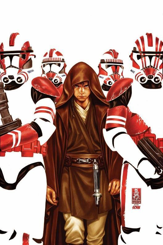 Marvel Comics US : STAR WARS – KANAN: THE LAST PADAWAN K1110