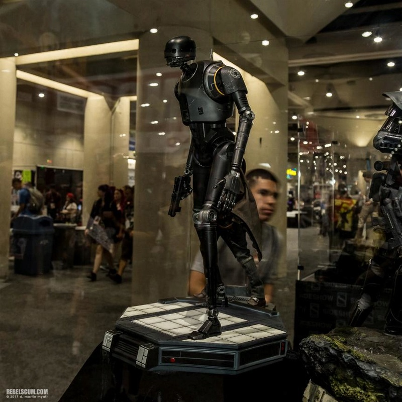 Sideshow Collectibles - K-2SO Premium Format Figure K2s0_p12