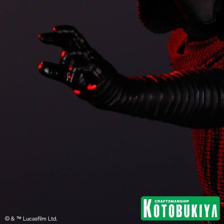 Kotobukiya Star Wars - Kylo Ren ArtFX Statue  Kiloo010